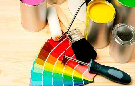 Servicios de Pintores de casas y chalets particulares