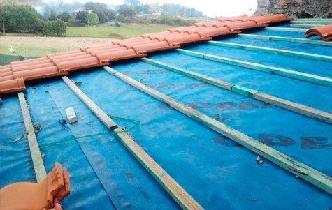 Servicios de: impermeabilizar tejado, reparación de techos, reparación de tejados, impermeabilización de cubiertas, impermeabilización de terrazas